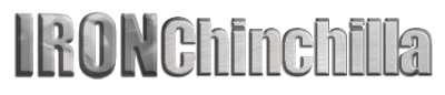 Iron Chinchilla Retina Logo